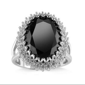 Jewelry - NEW | Onyx Crystal Ring